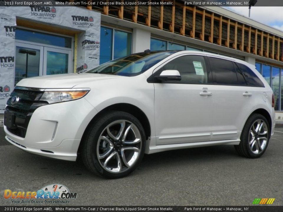 Ford edge sport 2013 tires mod