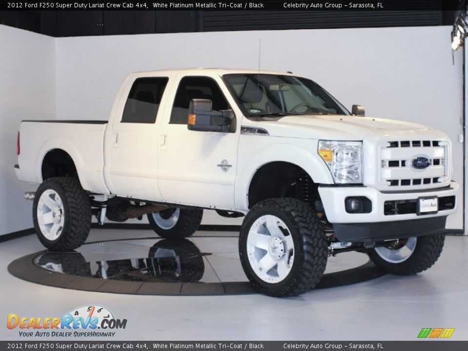 Tri-Coat 2012 Ford F250 Super Duty Lariat Crew Cab 4x4 Photo #4