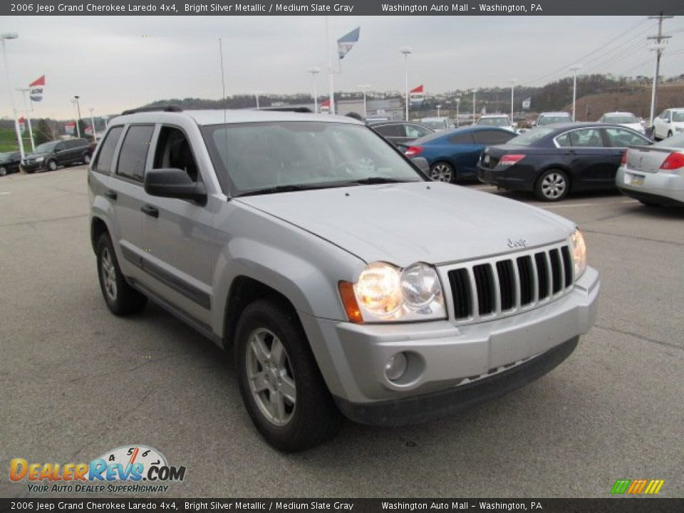 2006 jeep grand cherokee laredo 4x4 bright silver metallic medium. Cars Review. Best American Auto & Cars Review