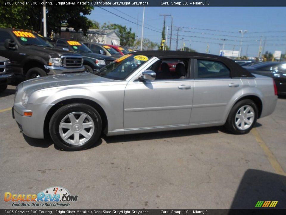 2005 Chrysler 300 Touring Bright Silver Metallic Dark