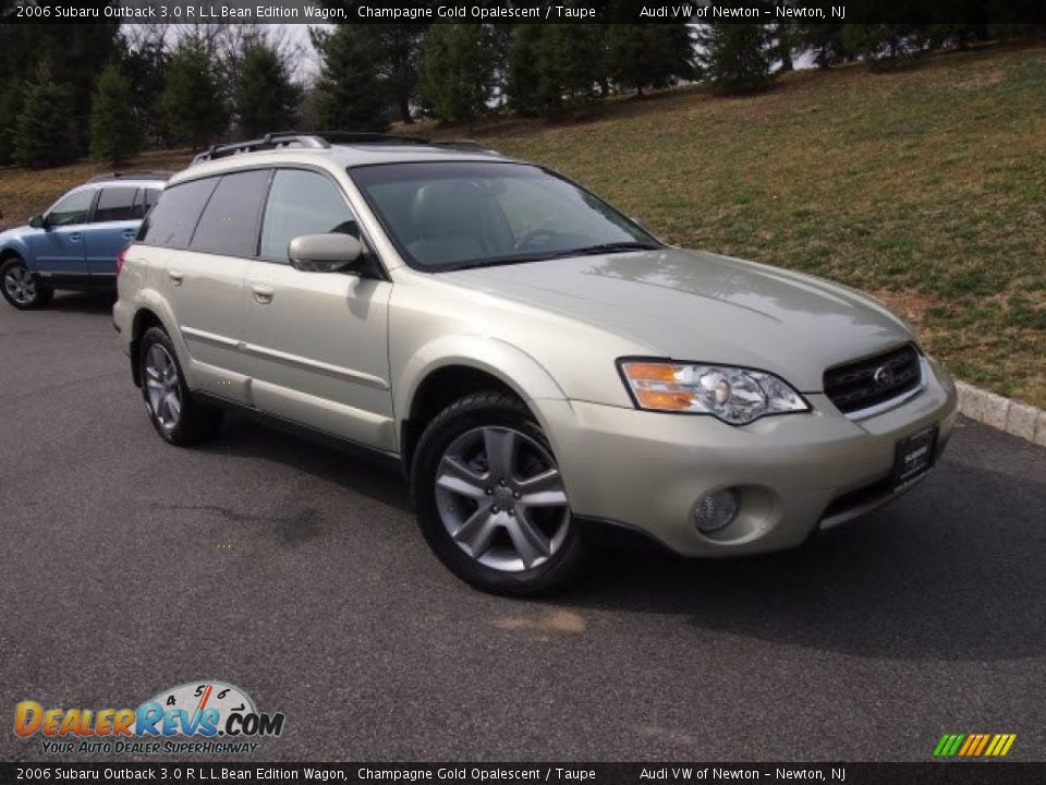 2006 subaru outback 3 0 r l l bean edition wagon champagne. Black Bedroom Furniture Sets. Home Design Ideas