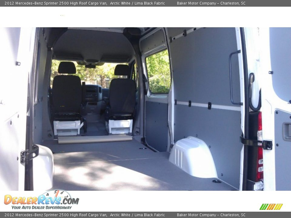 2012 Mercedes Benz Sprinter 2500 High Roof Cargo Van