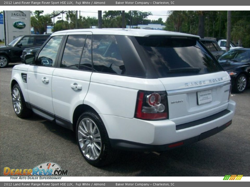 2012 land rover range rover sport hse lux fuji white almond photo 9. Black Bedroom Furniture Sets. Home Design Ideas