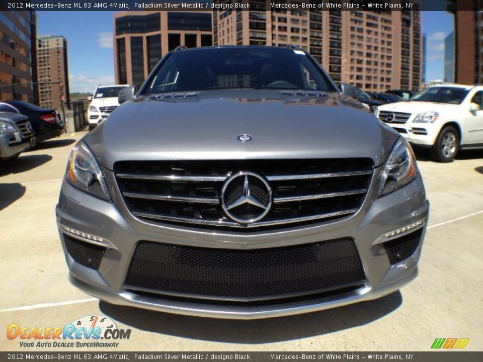 Mercedes Benz Ml Metallic Silver