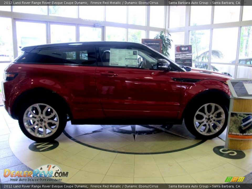 2012 land rover range rover evoque coupe dynamic firenze. Black Bedroom Furniture Sets. Home Design Ideas