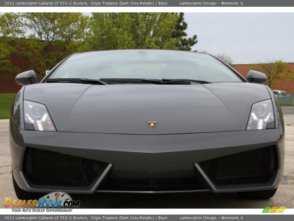 2011 Lamborghini Gallardo Lp 550 2 Bicolore Grigio
