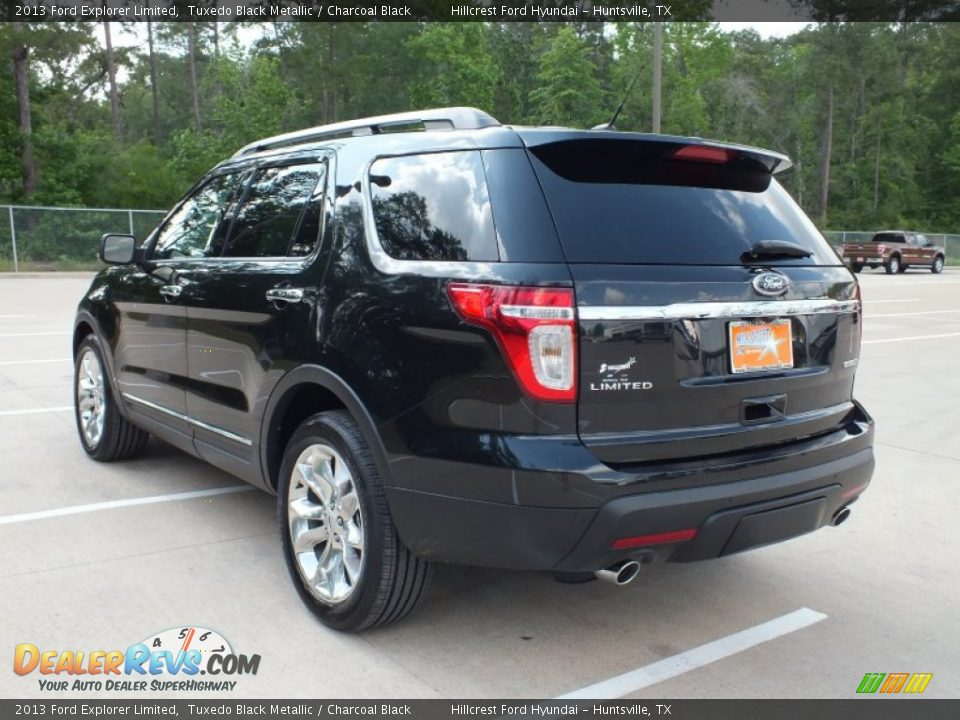 2013 ford explorer limited tuxedo black metallic charcoal black. Cars Review. Best American Auto & Cars Review