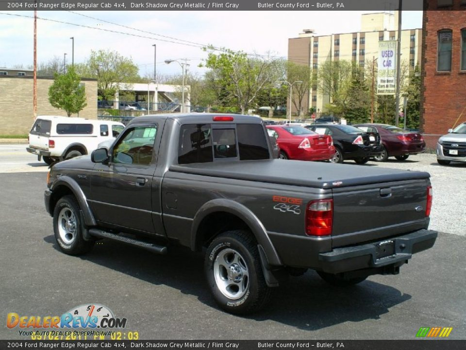 2004 ford ranger edge regular cab 4x4 dark shadow grey metallic flint gray photo 6. Black Bedroom Furniture Sets. Home Design Ideas