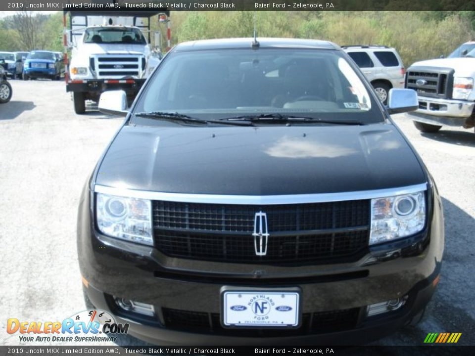 2010 lincoln mkx limited edition awd tuxedo black metallic for State motors lincoln dealer manchester nh