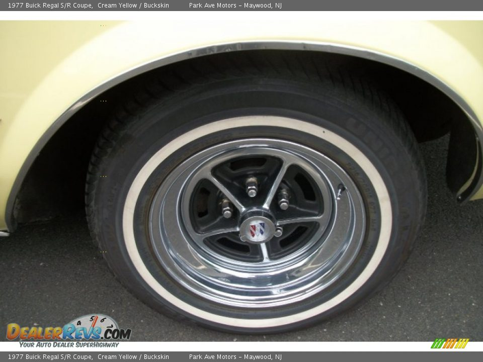 1977 Buick Regal S/R Coupe Wheel Photo #6