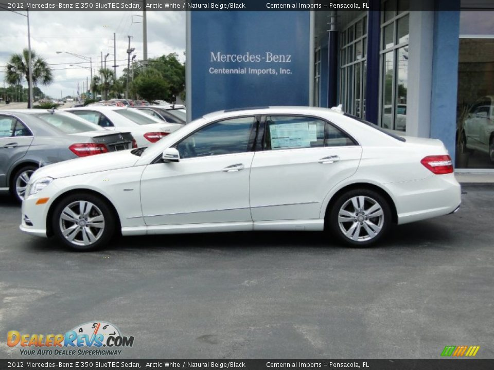 2012 mercedes benz e 350 bluetec sedan arctic white for 2012 mercedes benz e350 bluetec