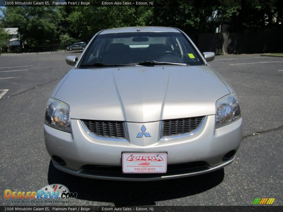2006 mitsubishi galant es platinum pearl beige photo 12. Black Bedroom Furniture Sets. Home Design Ideas