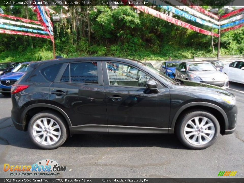 2013 Mazda Cx 5 Grand Touring Awd Black Mica Black Photo