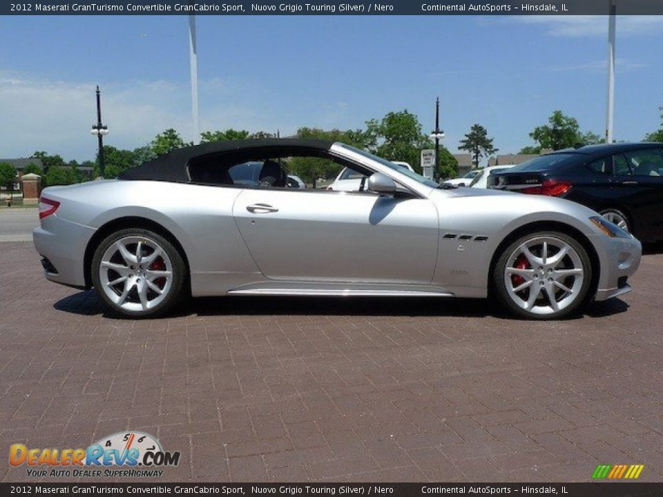 2012 Maserati Granturismo Convertible Sport 2012 Maserati Granturismo