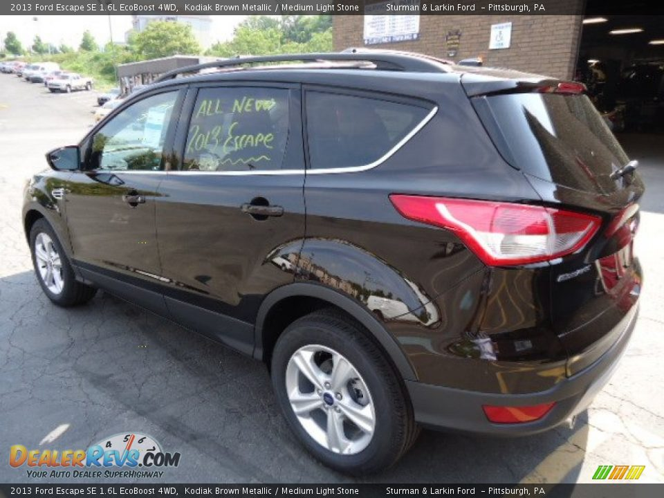 2013 ford escape se 1 6l ecoboost 4wd kodiak brown metallic medium light stone photo 4. Black Bedroom Furniture Sets. Home Design Ideas