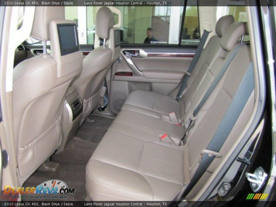 Sepia Interior - 2010 Lexus GX 460 Photo #4 | DealerRevs.com