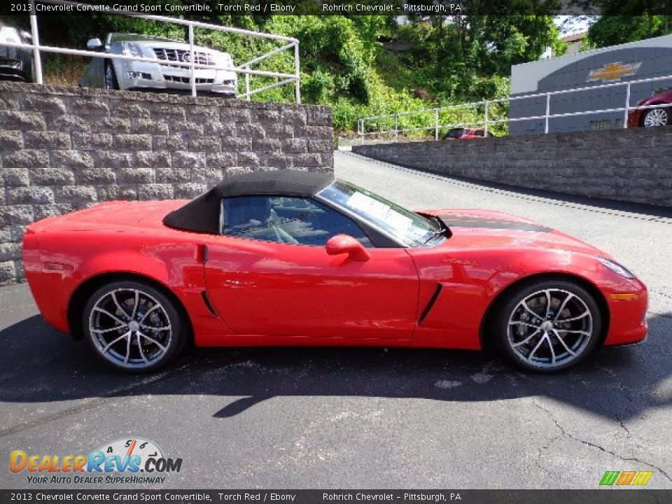 torch red 2013 chevrolet corvette grand sport convertible. Black Bedroom Furniture Sets. Home Design Ideas