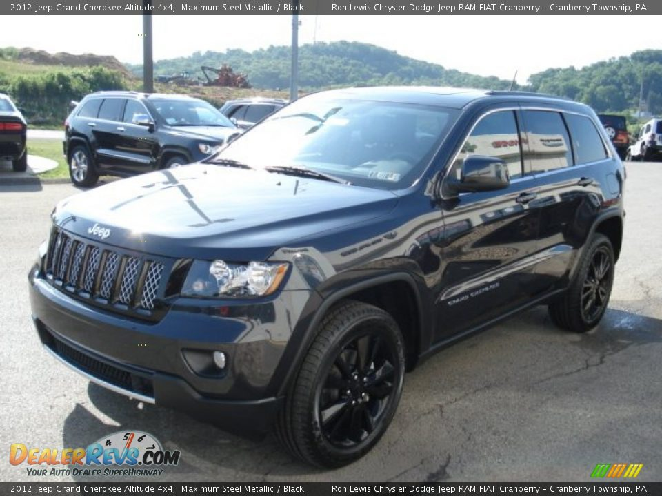 2012 Jeep Grand Cherokee Altitude 4x4 Maximum Steel