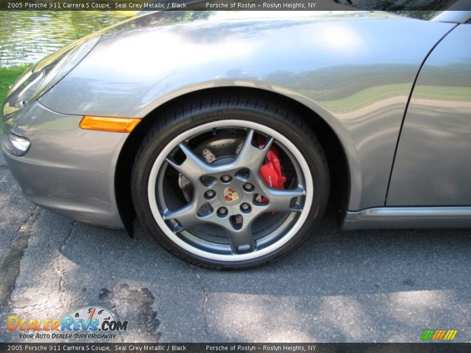 2005 Porsche 911 Carrera S Coupe Wheel Photo #9
