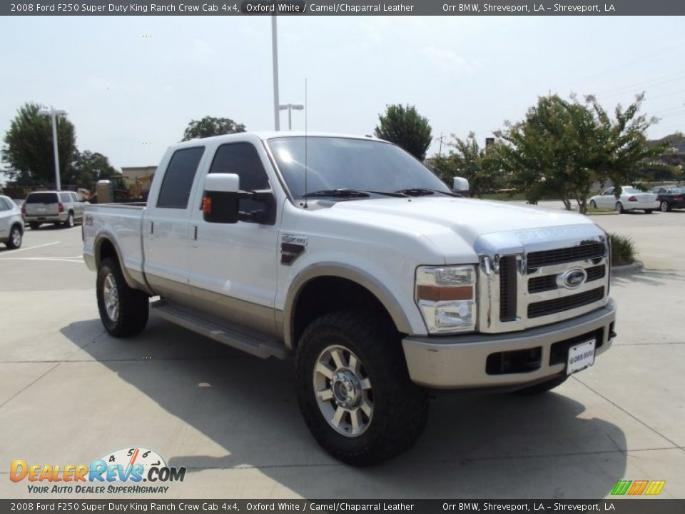 2008 ford f250 super duty king ranch crew cab 4x4 oxford. Black Bedroom Furniture Sets. Home Design Ideas