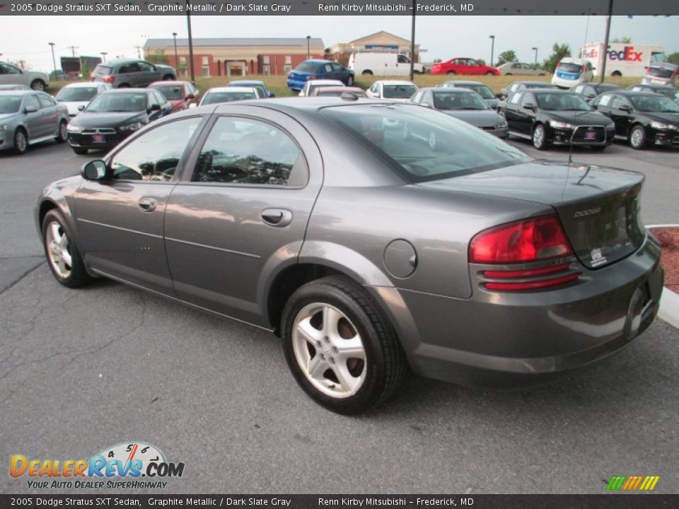 2005 dodge stratus sxt sedan graphite metallic dark. Black Bedroom Furniture Sets. Home Design Ideas