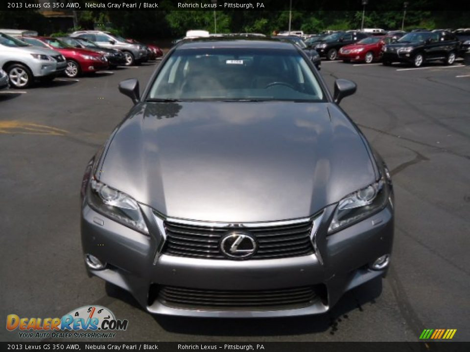 2013 lexus gs 350 awd nebula gray pearl black photo 7. Black Bedroom Furniture Sets. Home Design Ideas