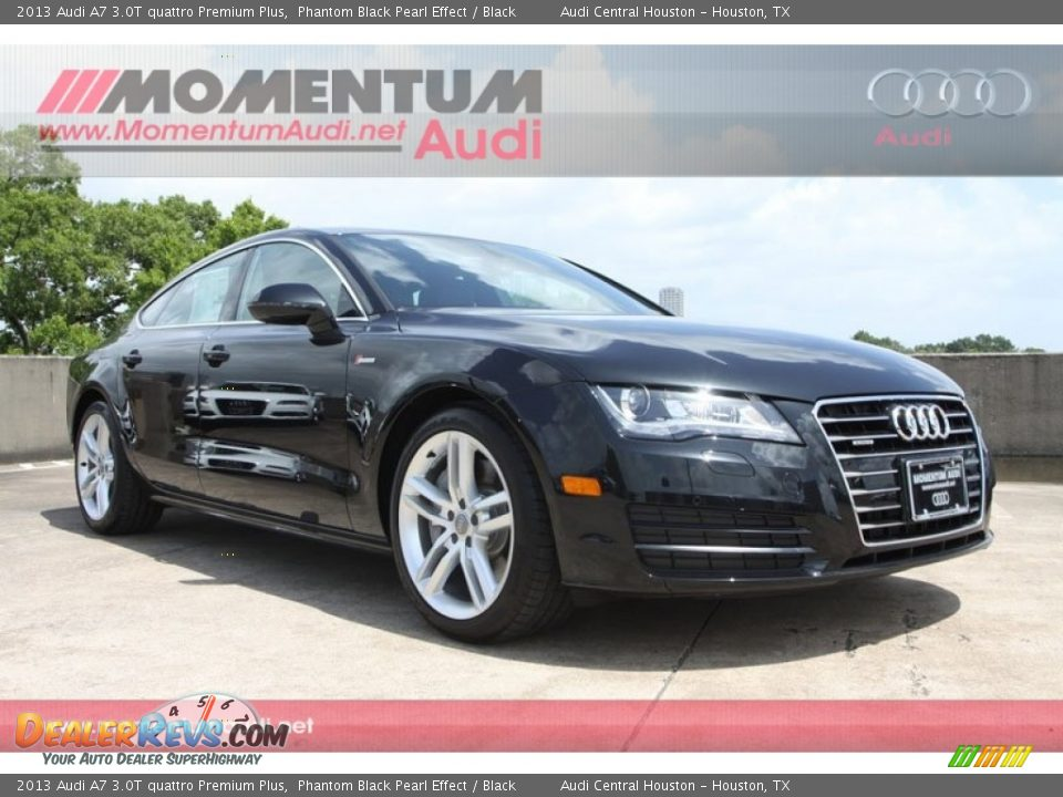 Audi A7 Phantom Black Automotive News