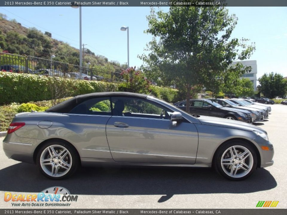 2013 mercedes benz e 350 cabriolet palladium silver for 2013 mercedes benz e350 cabriolet