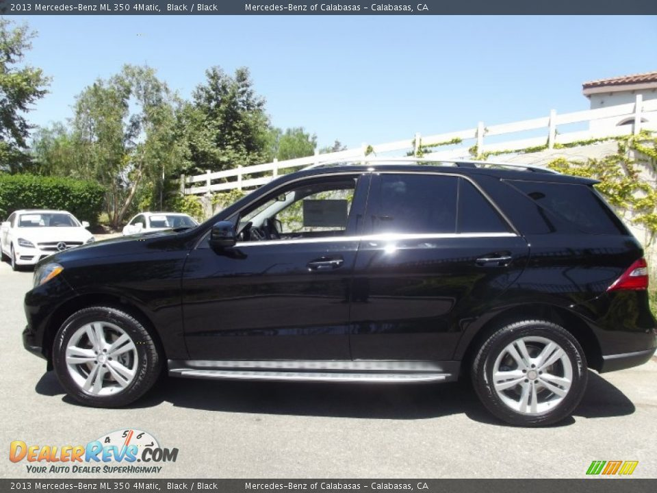 2013 mercedes benz ml 350 4matic black black photo 11 for Mercedes benz 350 ml 2013