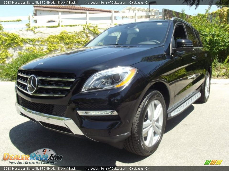 2013 mercedes benz ml 350 4matic black black photo 12 for Mercedes benz 350 ml 2013