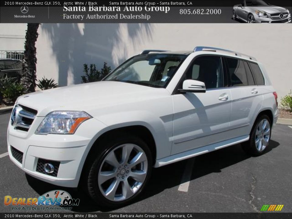 2010 mercedes benz glk 350 arctic white black photo 1 for 2010 mercedes benz glk