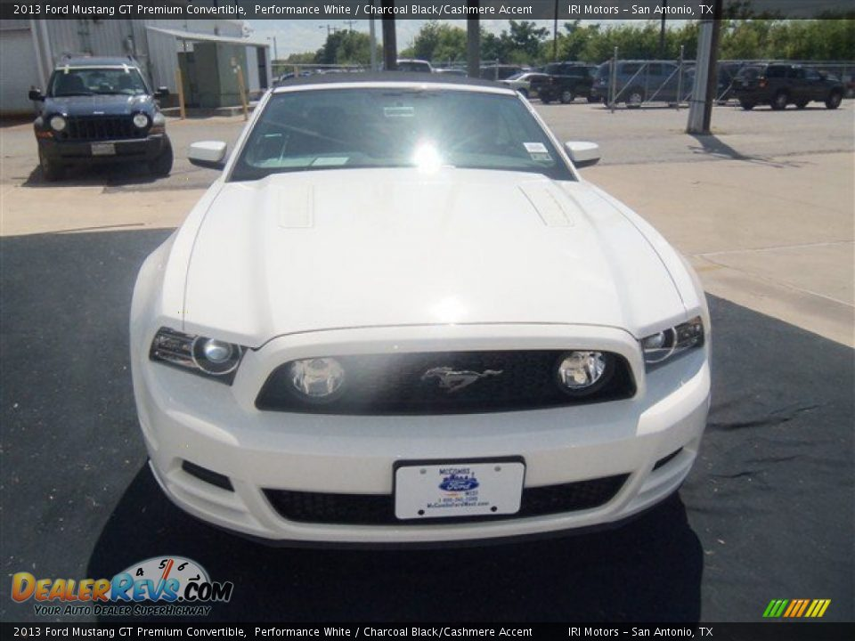 2013 ford mustang gt premium convertible performance white charcoal. Black Bedroom Furniture Sets. Home Design Ideas