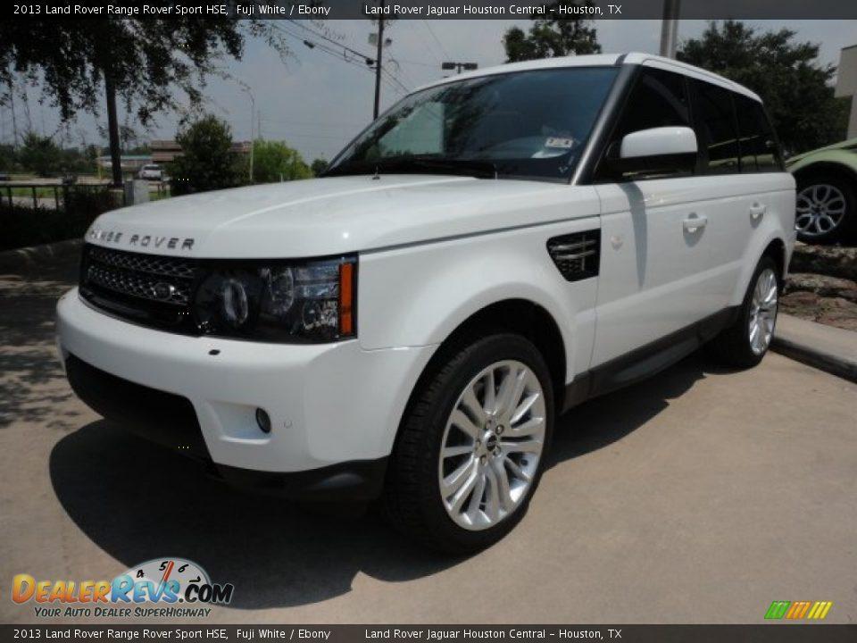 2013 land rover range rover sport hse fuji white ebony. Black Bedroom Furniture Sets. Home Design Ideas