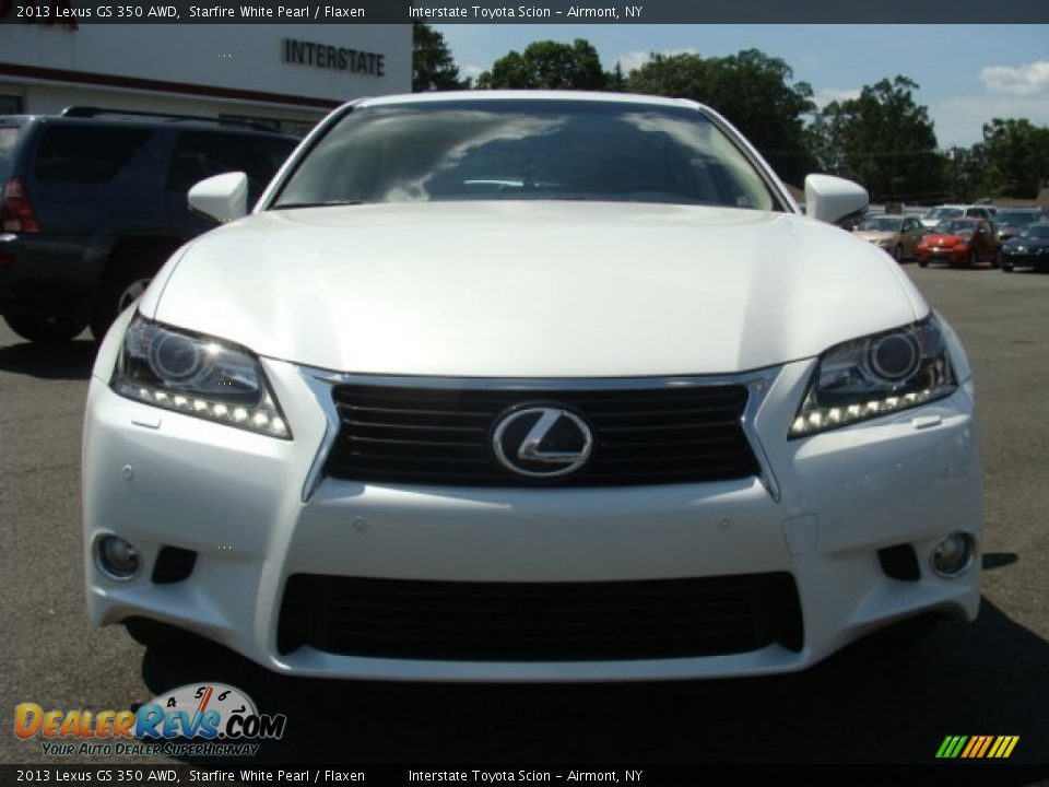 2013 lexus gs 350 awd starfire white pearl flaxen photo 2. Black Bedroom Furniture Sets. Home Design Ideas