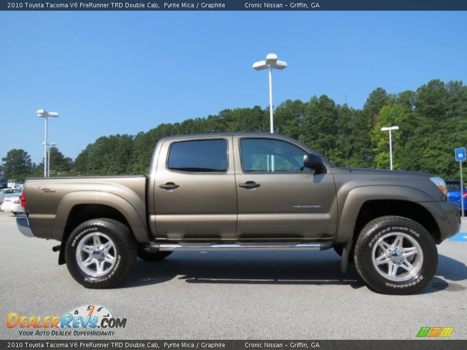 2010 toyota tacoma v6 prerunner trd double cab pyrite mica graphite photo 6. Black Bedroom Furniture Sets. Home Design Ideas