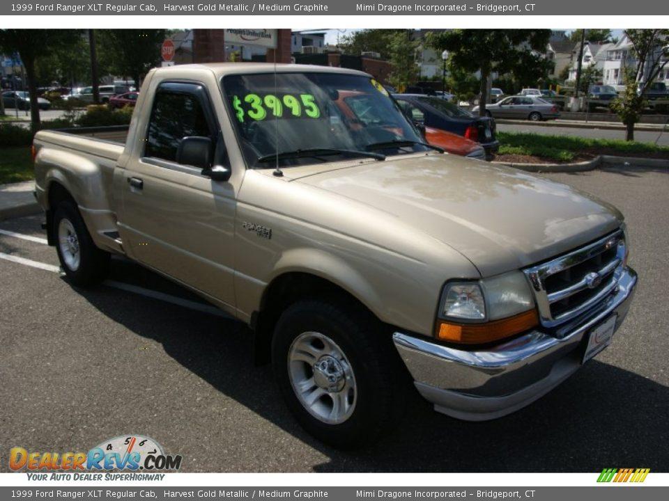 Ranger Ford 2018 >> 1999 Ford Ranger XLT Regular Cab Harvest Gold Metallic ...