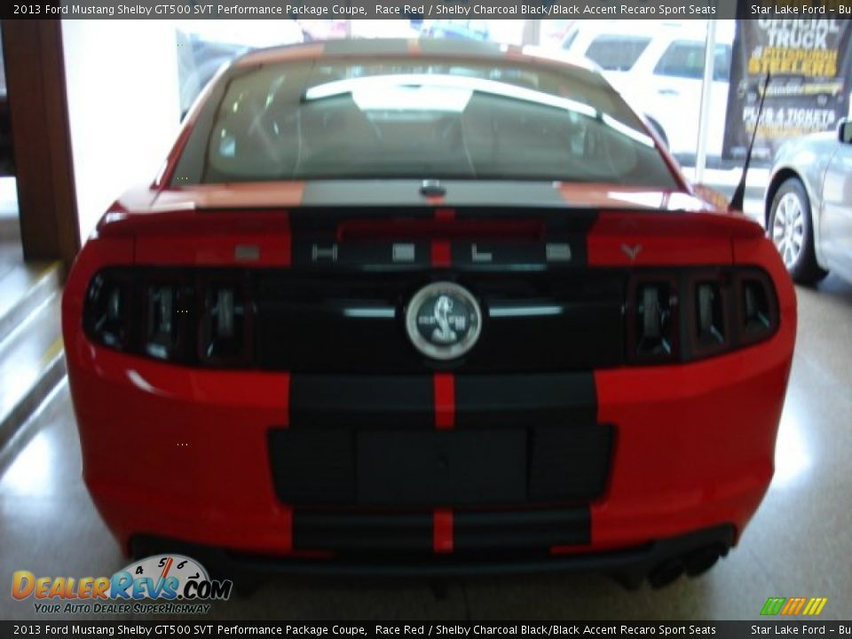 Ford Mustang Shelby Gt500 Svt Performance Package Coupe In Performance