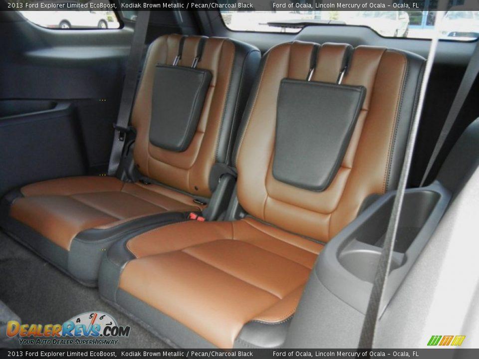 rear seat of 2013 ford explorer limited ecoboost photo 7. Black Bedroom Furniture Sets. Home Design Ideas