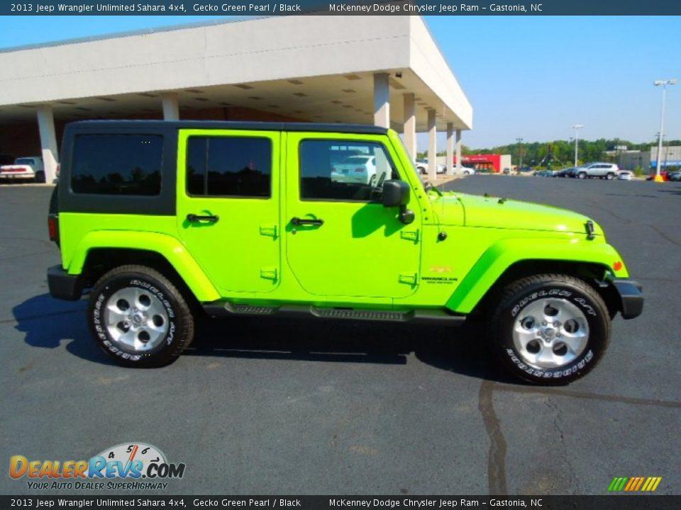 Gecko Green Jeep Unlimited For Sale Autos Weblog