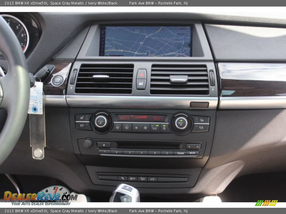 controls of 2013 bmw x6 xdrive50i photo 14. Black Bedroom Furniture Sets. Home Design Ideas