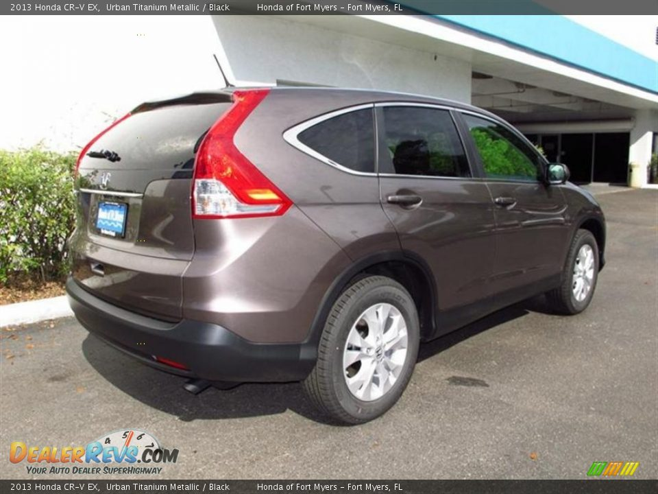 Honda CR-V Urban Titanium Metallic