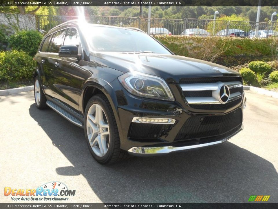2013 mercedes benz gl 550 4matic black black photo 1 for Mercedes benz 550 gl