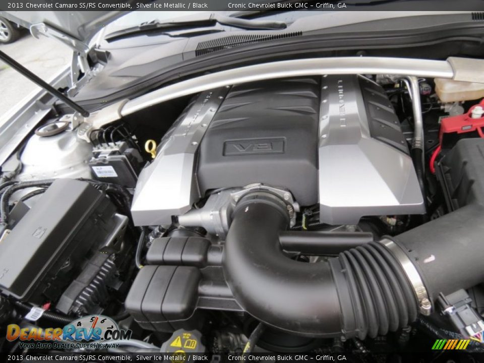 2013 Chevrolet Camaro Ss Rs Convertible 6 2 Liter Ohv 16