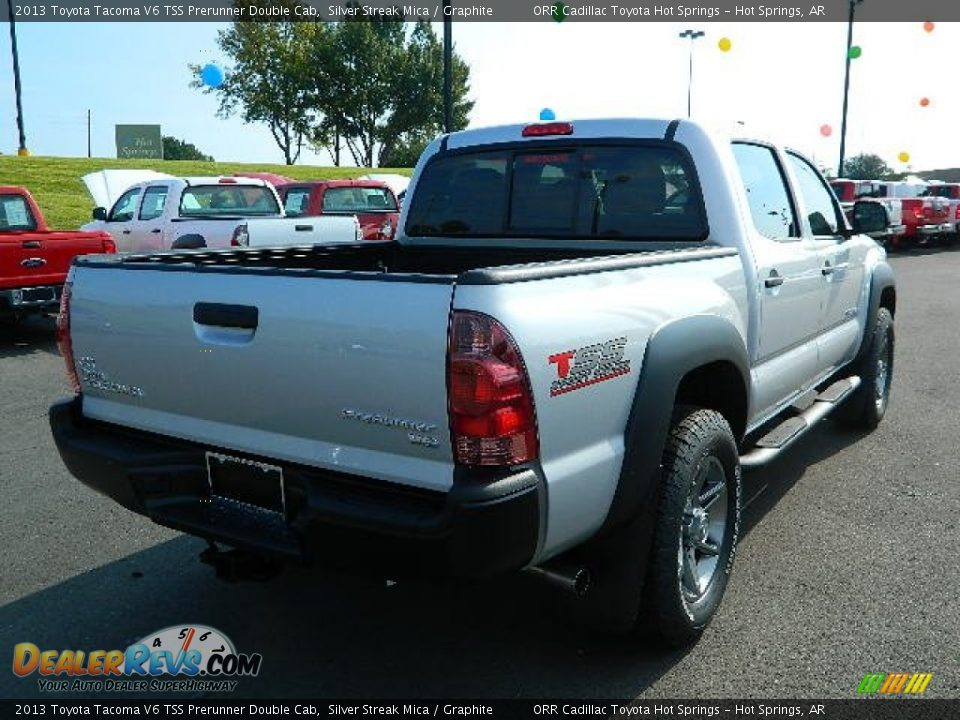 2013 toyota tacoma v6 tss prerunner double cab silver streak mica graphite photo 3. Black Bedroom Furniture Sets. Home Design Ideas