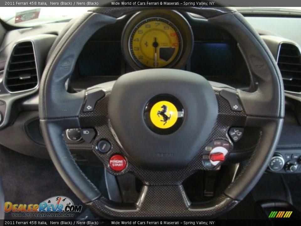2011 ferrari 458 italia steering wheel photo 15. Cars Review. Best American Auto & Cars Review