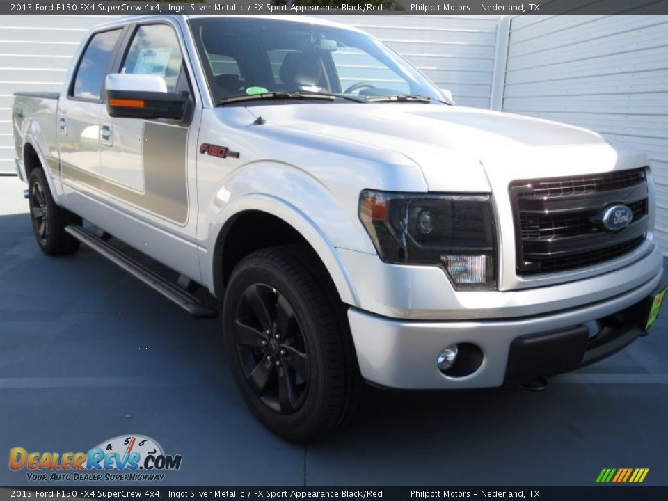 2013 Fx4 Appearance Package Autos Weblog