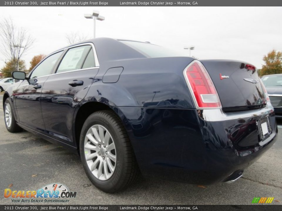Jazz Blue Pearl 2013 Chrysler 300  Photo #2
