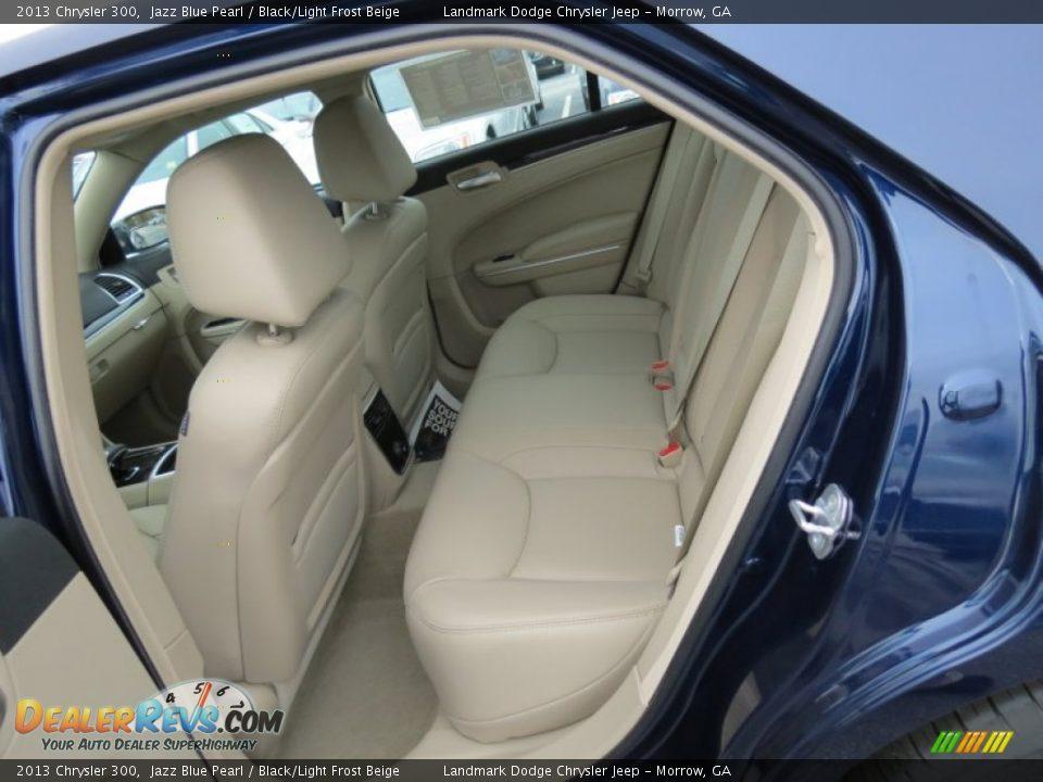 Rear Seat of 2013 Chrysler 300  Photo #7