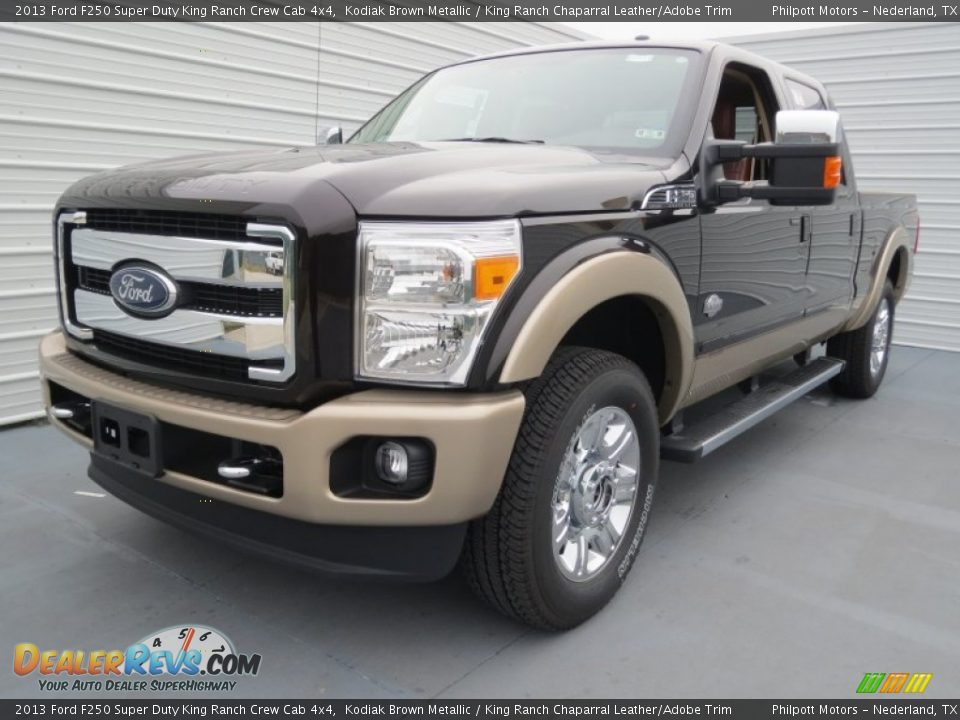 F250 Kodiak Brown Metallic Autos Post
