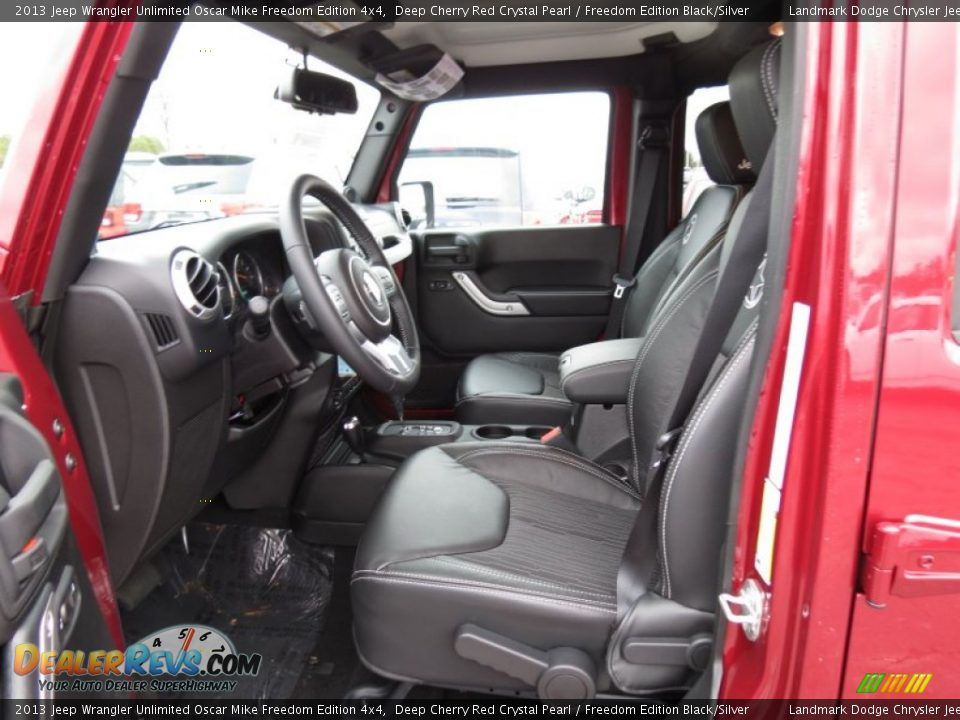 2013 Jeep Wrangler Unlimited Oscar Mike Freedom Edition